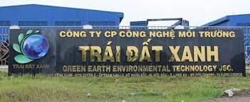 Công ty CP CNMT Trái Đất Xanh