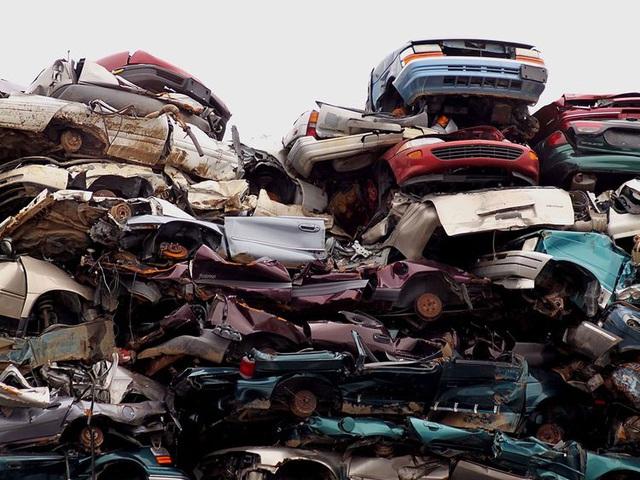 thu mua phế liệu ô tô