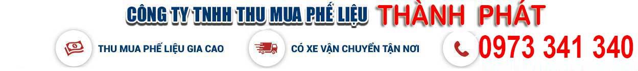 banner thu mua phế liệu thành phát